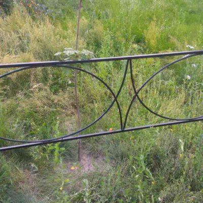 Оградка «Волна»