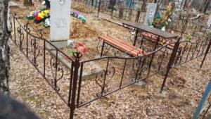 столик и лавочки на кладбище купить