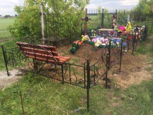 скамейка на кладбище купить