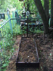 крест на могилу Тюмень