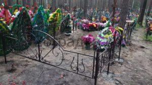 Оградки для кладбища Тюмень